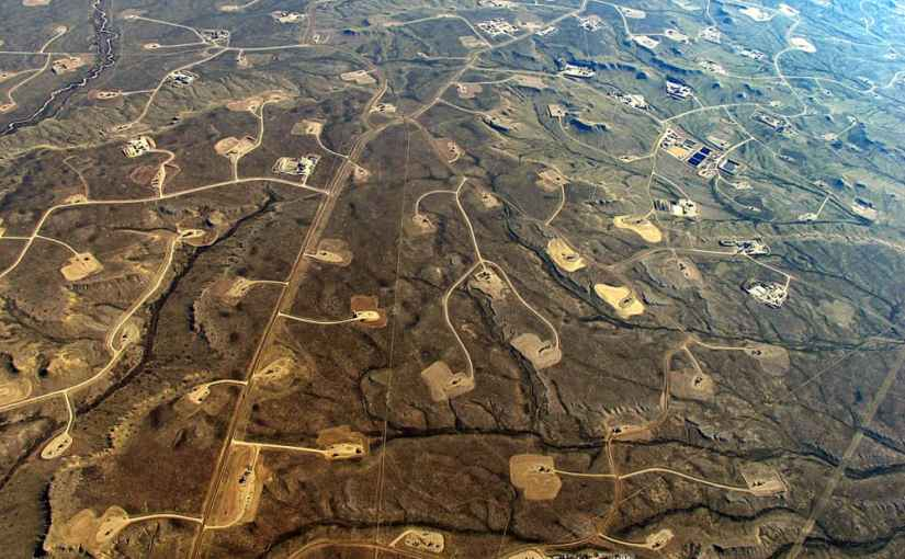 The effects of chemical fracking on Wyoming's natural environment