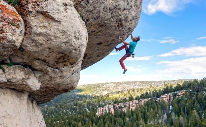 Top 5 climbing areas Lander Wyoming (Blog Post#7)